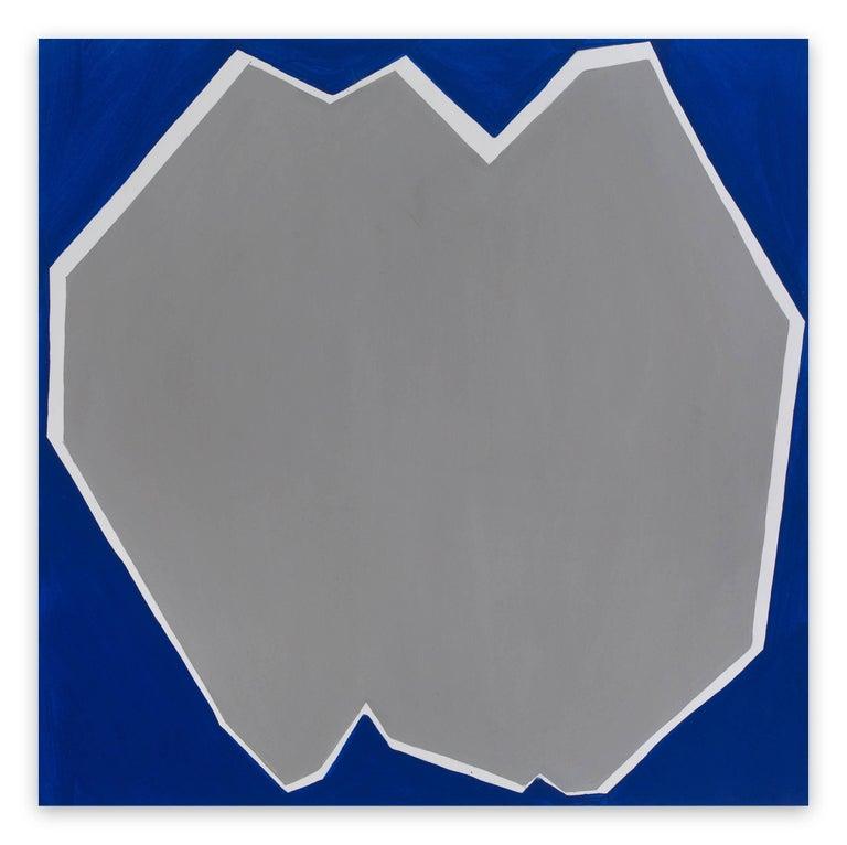Ulla Pedersen Abstract Drawing - Cut-Up Paper I.27