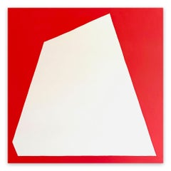 Untitled White 2009 (Abstract painting)