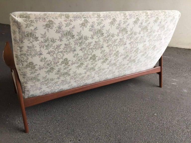 Mid-Century Modern Ultra Rare Gio Ponti Sofa For Sale