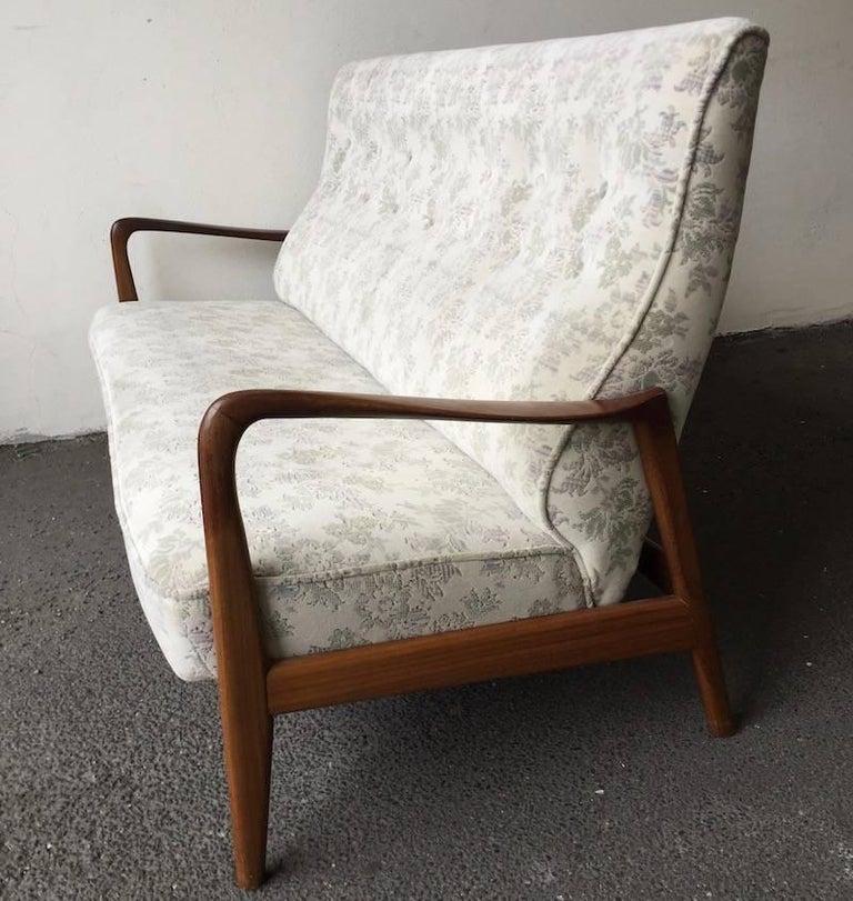 Ultra Rare Gio Ponti Sofa For Sale 2