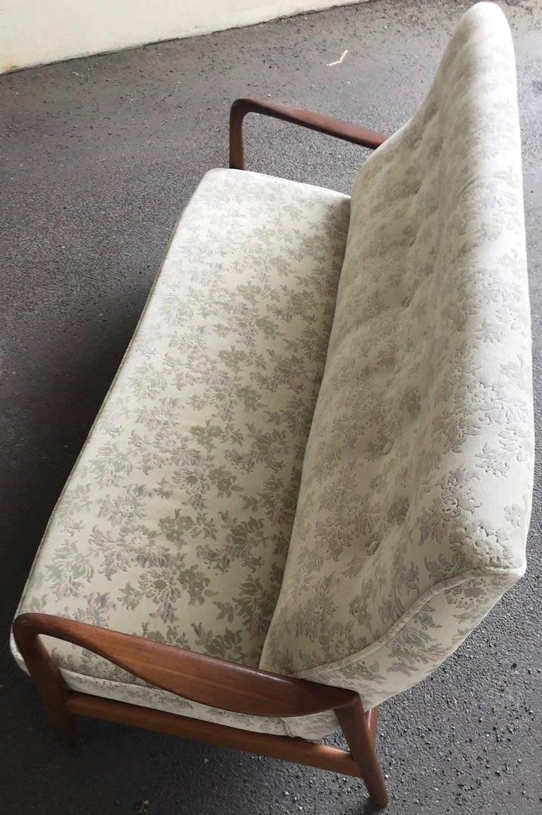 Ultra Rare Gio Ponti Sofa For Sale 3