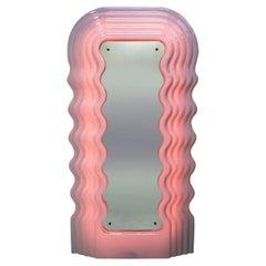 Ultrafragola Floor Mirror by Ettore Sottsass for Paltronova, Ready to Ship