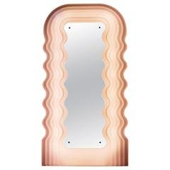 Ultrafragola Mirror by Ettore Sottsass