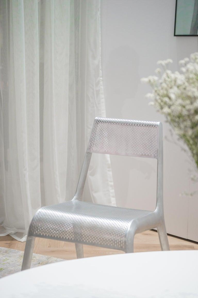 Minimalist Ultraleggera Chair by Zieta Prozessdesign For Sale