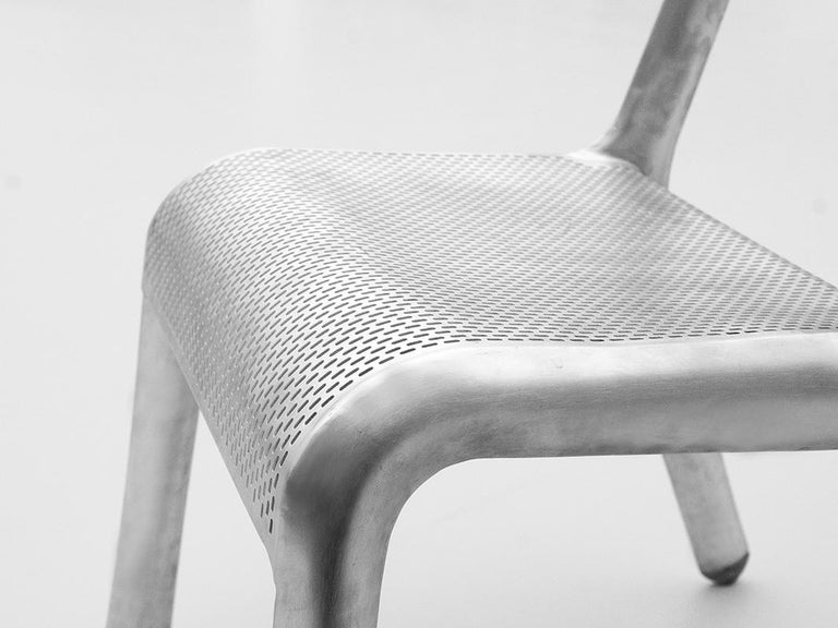 Polish Ultraleggera Chair by Zieta Prozessdesign For Sale