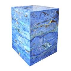 Ultramarine Blue Side Table