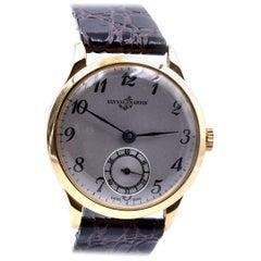 Ulysse Nardin 18 Karat Gelb Gold Vintage Watch