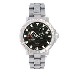 Ulysse Nardin Aqua Perpetual Stainless Steel Watch