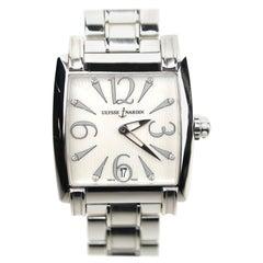 Ulysse Nardin Caprice Stainless Steel Diamond Watch #133-91/691