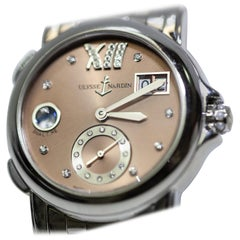 Ulysse Nardin Classic Lady Dual Time Wristwatch