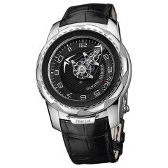 Ulysse Nardin Freak 2100-138, Millimeters White Dial, Certified and Warranty