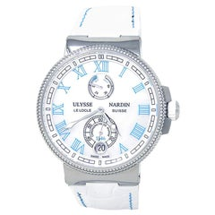 Ulysse Nardin Marine 1183-126B/430, Mother of Pearl Dial