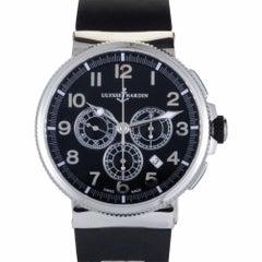 Ulysse Nardin Marine Chronograph Manufacture 1503-150-3/62