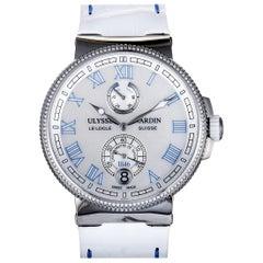 Ulysse Nardin Marine Chronometer Manufacture 1183-126B/430