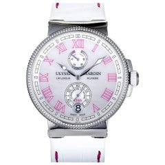 Ulysse Nardin Marine Chronometer Manufacture 1183-126B/470