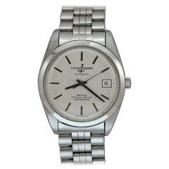 Ulysse Nardin Stainless Steel 36000 Chronometer Ref 4620, circa 1970