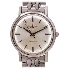 Ulysse Nardin Stainless Steel Automatic wristwatch Ref 10528/1, circa 1960s