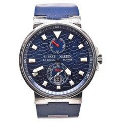 Steel Wrist Watches
