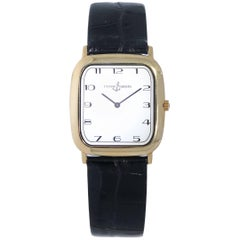 Ulysse Nardin Yellow Gold Vintage Manual wind Wristwatch