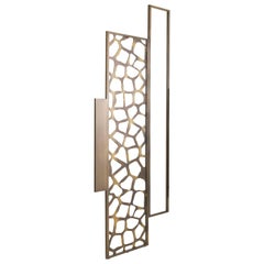 Uma Screen A in Bronze Finish Sby Roberto Cavalli Home Interiors