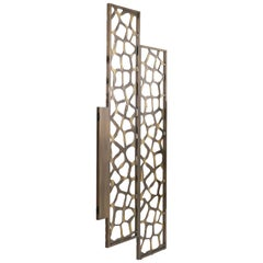 Uma Screen C in Bronze Finish by Roberto Cavalli Home Interiors