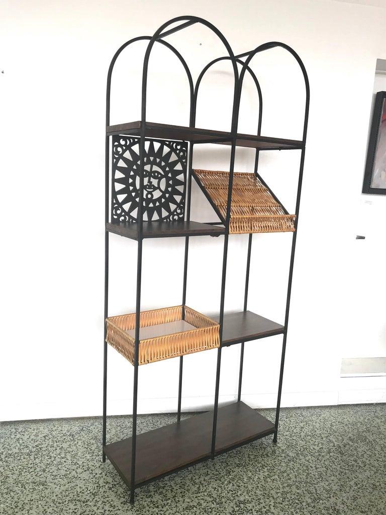 Mid-Century Modern Umanoff Bookshelf Bookshelf by Shaver Howard For Sale