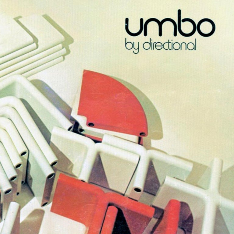 'UMBO' Modular Shelving System by Kay Leroy Ruggles for Directional, 1972 For Sale 12