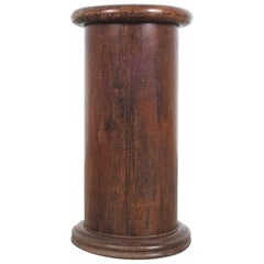Umbrella Stand from Wood, Italy, circa 1900
