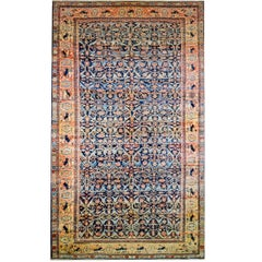 Unbelievable Early 20th Century Sultanabad Rug