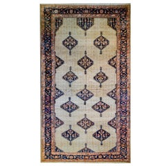 Unbelievable Monumental 19th Century Serab Rug