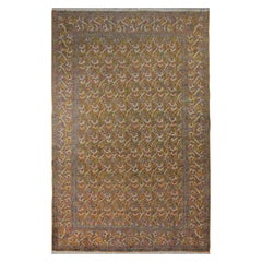 Unbelievable Persian Kirman Rug