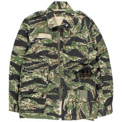 Undercover SS2005 Reconstructed M-65 Jacket