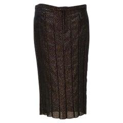 Undercover Straight Skirt