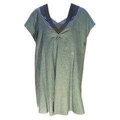 Undercover V-Neck Tunic Dress