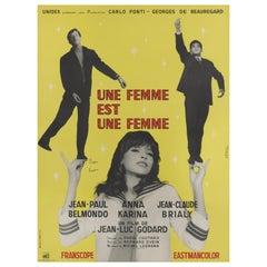 Une Femme est une Femme / A Woman is a Woman