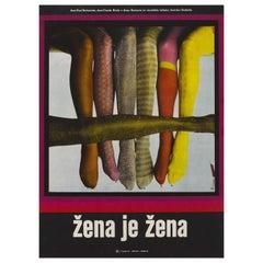 Une Femme est une Femme / Zena Je Zena / A Woman is a Woman