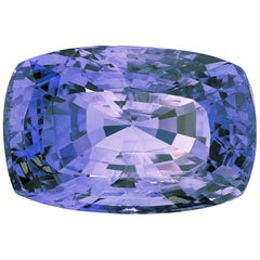 Unheated 29 ct. Blue Violet Sapphire, GIA, Loose Pendant, Enhancer Collector Gem
