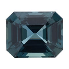 Unheated Sapphire GIA Certified 6.07 Carat Natural