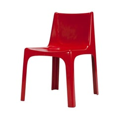 Unica I Straessle Chair Vandenbeuck, France, 1967