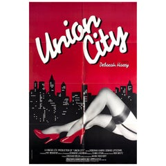 """Union City"" 1981 U.S. One Sheet Film Poster"