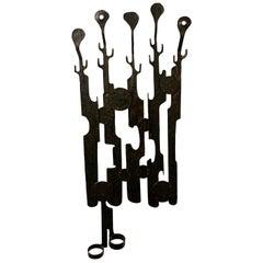 Unique and Amazing Artists Wardrobe / Coat Hanger