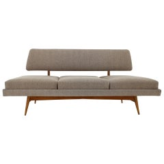 Unique and beautiful adjustable sofa in style of Knoll - around 1960s/