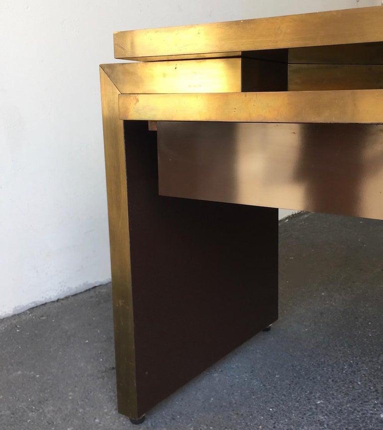 Unique and Important Philippe Jean Executive Desk, Signed In Good Condition For Sale In Munich, DE