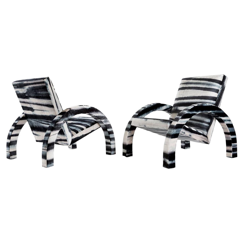 New And Custom Lounge Chairs