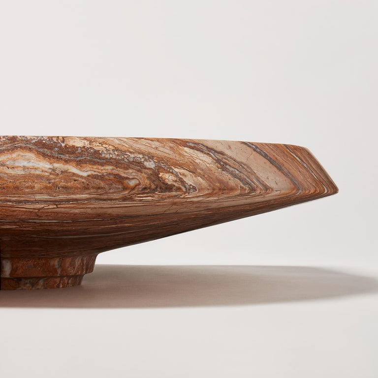 Post-Modern Unique Bowl 6 by Matthew Fisher For Sale