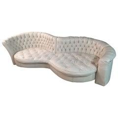 Modern Unique XXL Design Bretz  Sofa Genuine Leather
