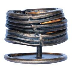 Unique Bronze Lampe TB-003 by Studio Nicolas Erauw