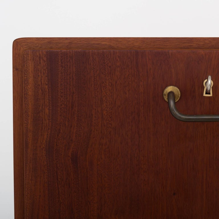 Unique Cabinet by Finn Juhl In Good Condition In Copenhagen, DK
