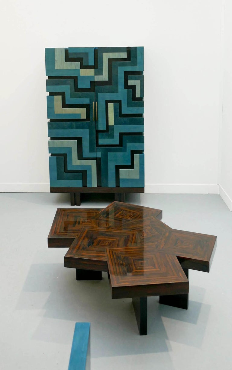 Modern Unique Cabinet