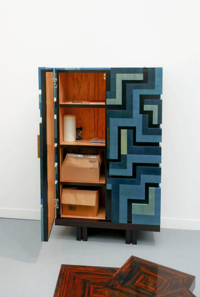 French Unique Cabinet